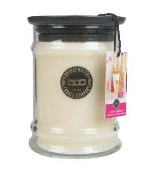 Lets Celebrate Small Jar Candle